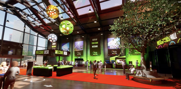 Preview: Painting with Light launches new Virtual Event Expo interactive and intuitive 3D-platform