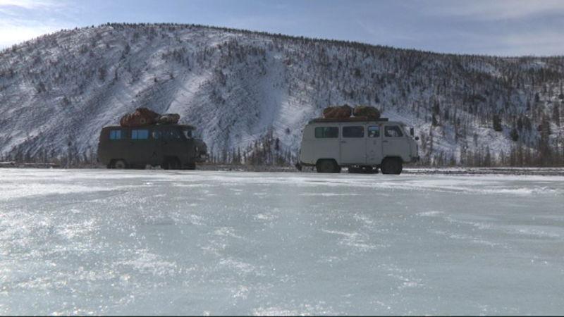 Vranckx - Onmogelijke routes - Mongolië - (c) Tony Comiti productions