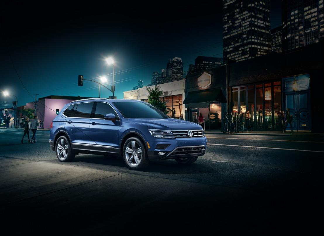 Gama Tiguan encabeza ventas de Volkswagen en EE.UU durante el 2018