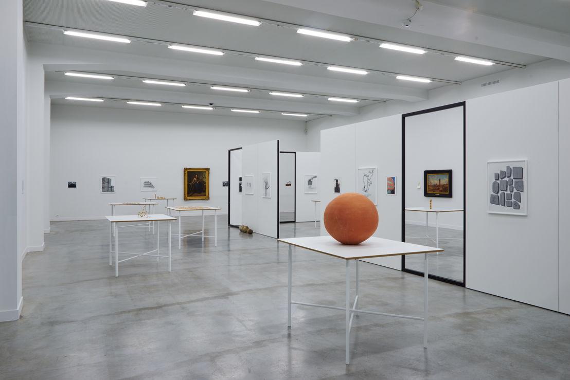 De tentoonstelling 'Dubbelverhalen' van Aurélien Froment in M-Museum Leuven, foto (c) Dirk Pauwels
