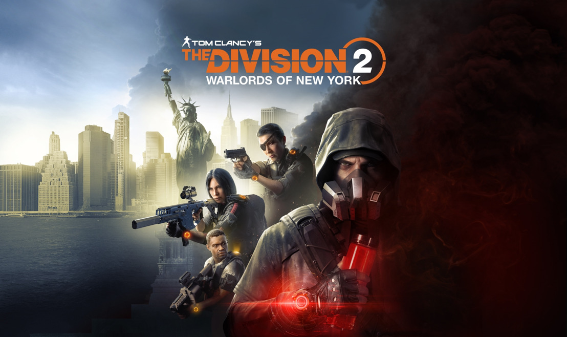 TOM CLANCY'S THE DIVISION 2 WARLORDS OF NEW YORK ERSCHEINT AM 3. MÄRZ