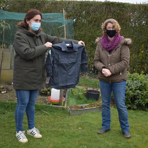 Minister Zuhal Demir verwelkomt eerste Tuinrangers in Vlaanderen