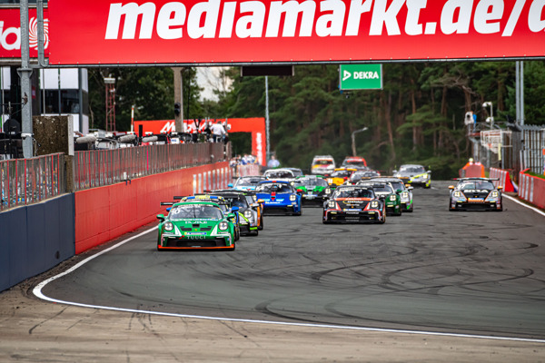 Preview: Laatste rechte lijn voor de Porsche Carrera Cup Benelux