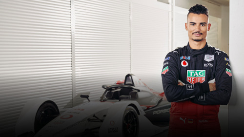 """""""Inside E"""" podcast: The new works driver in the TAG Heuer Porsche Formula E Team"""
