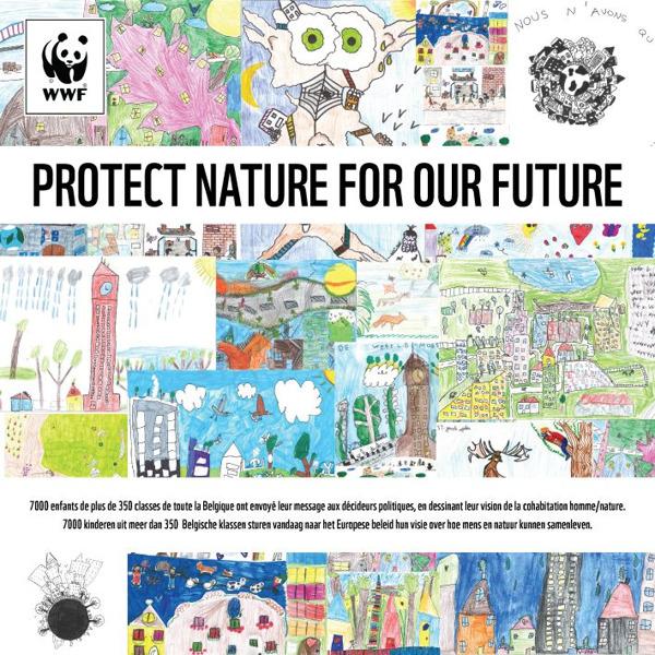 Preview: Enkel bescherming op papier voor helft Europese natuurgebieden: dat moet veranderen, zegt WWF