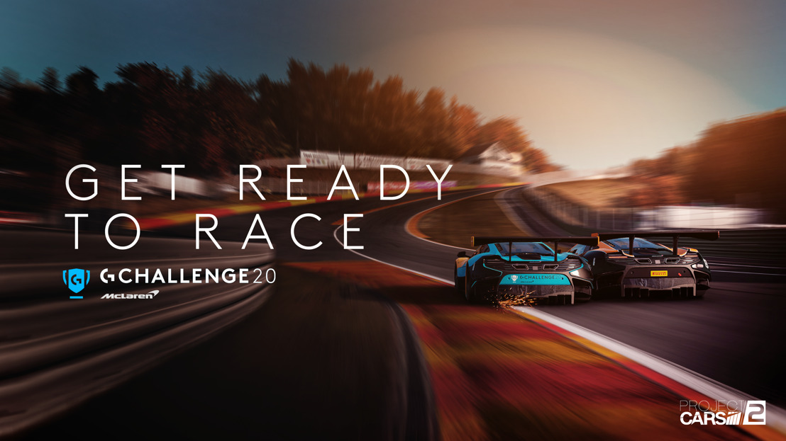 Logitech G y McLaren anuncian Logitech McLaren G Challenge 2020