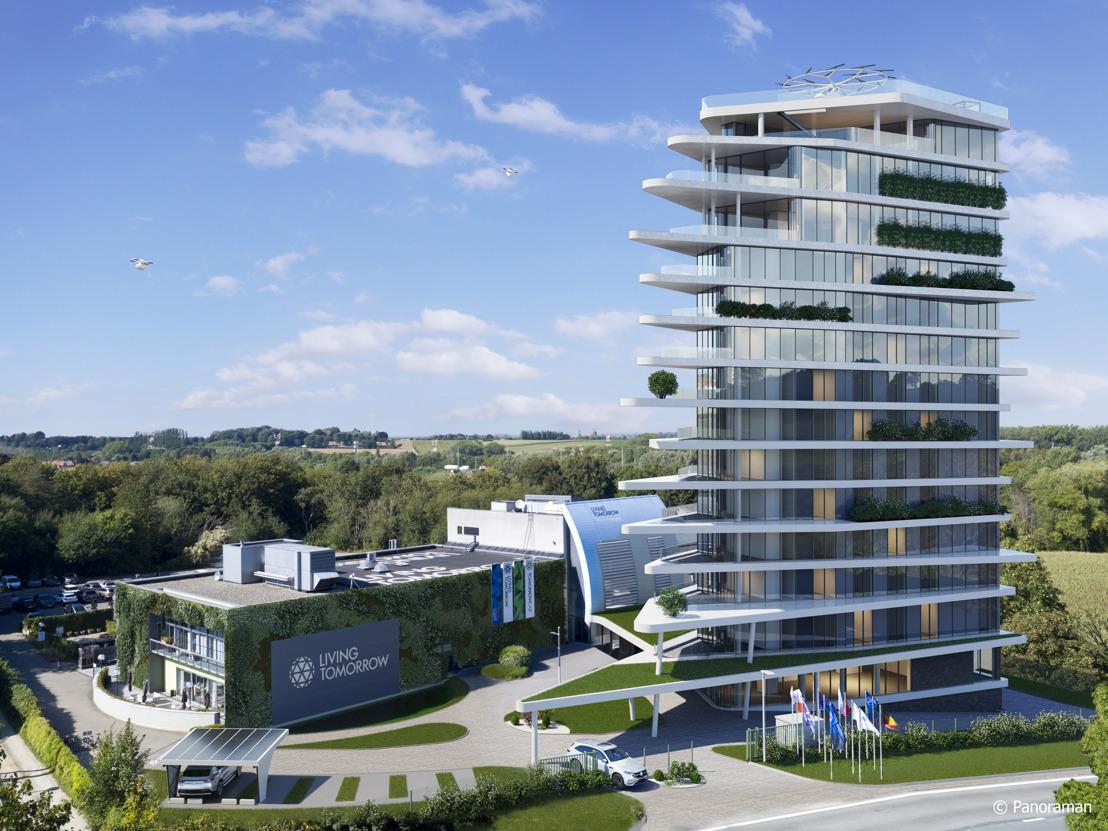 Hansgrohe et Living Tomorrow construisent l'avenir