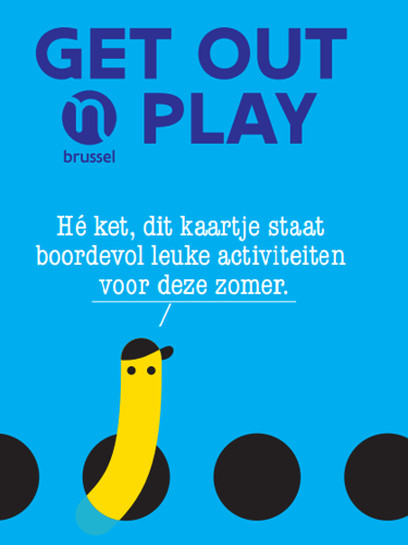 """""""Get out 'n Play"""" voorgesteld op Buitenspeeldag 2018"""