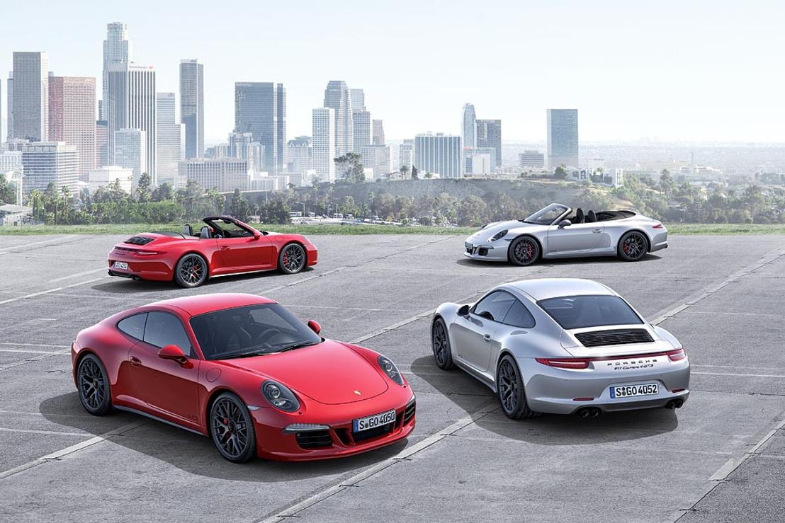 911 Carrera GTS