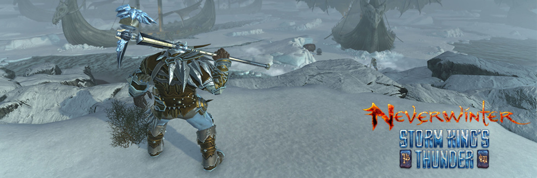 Дополнение Storm King`s Thunder установлено в Neverwinter