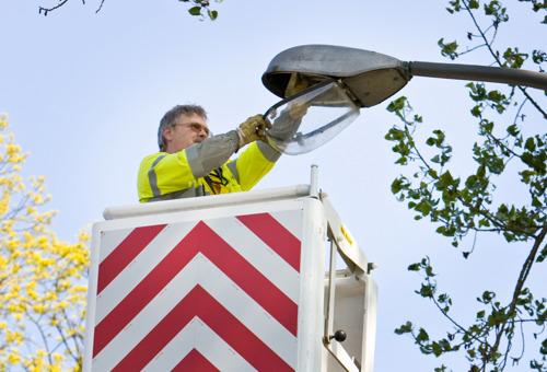 Infrax en Eandis voorzien extra brandprogramma's voor straatverlichting