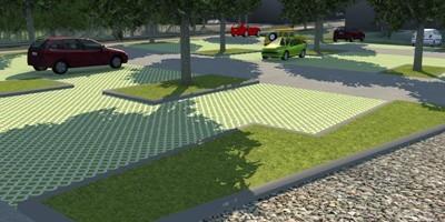 Herinrichting parking achter basiliek van Scherpenheuvel van start