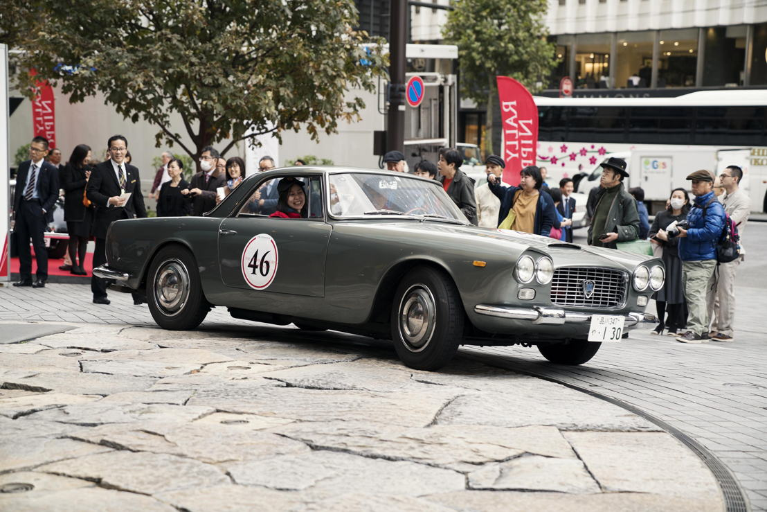 Car model: 1962 Lancia Flaminia GT Touring