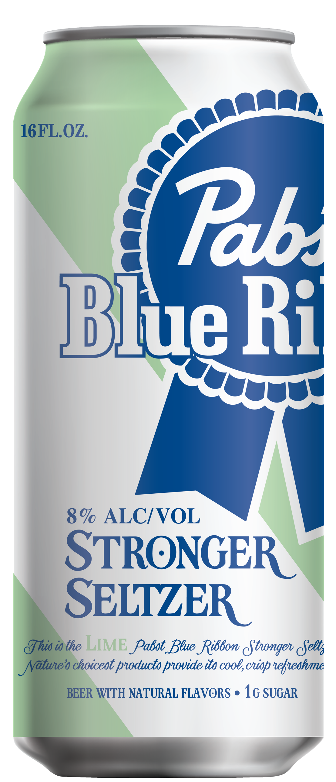 Pabst Blue Ribbon Rolls Out Stronger Seltzer This August