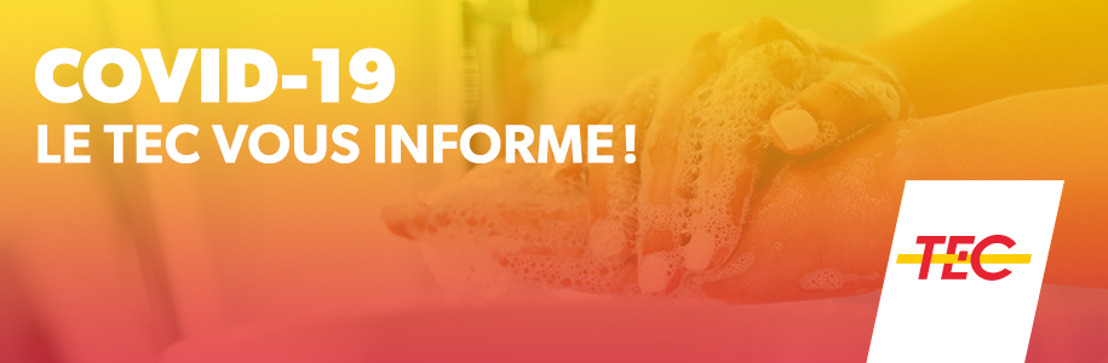 Covid-19 : informez-vous via Infotec.be et Facebook