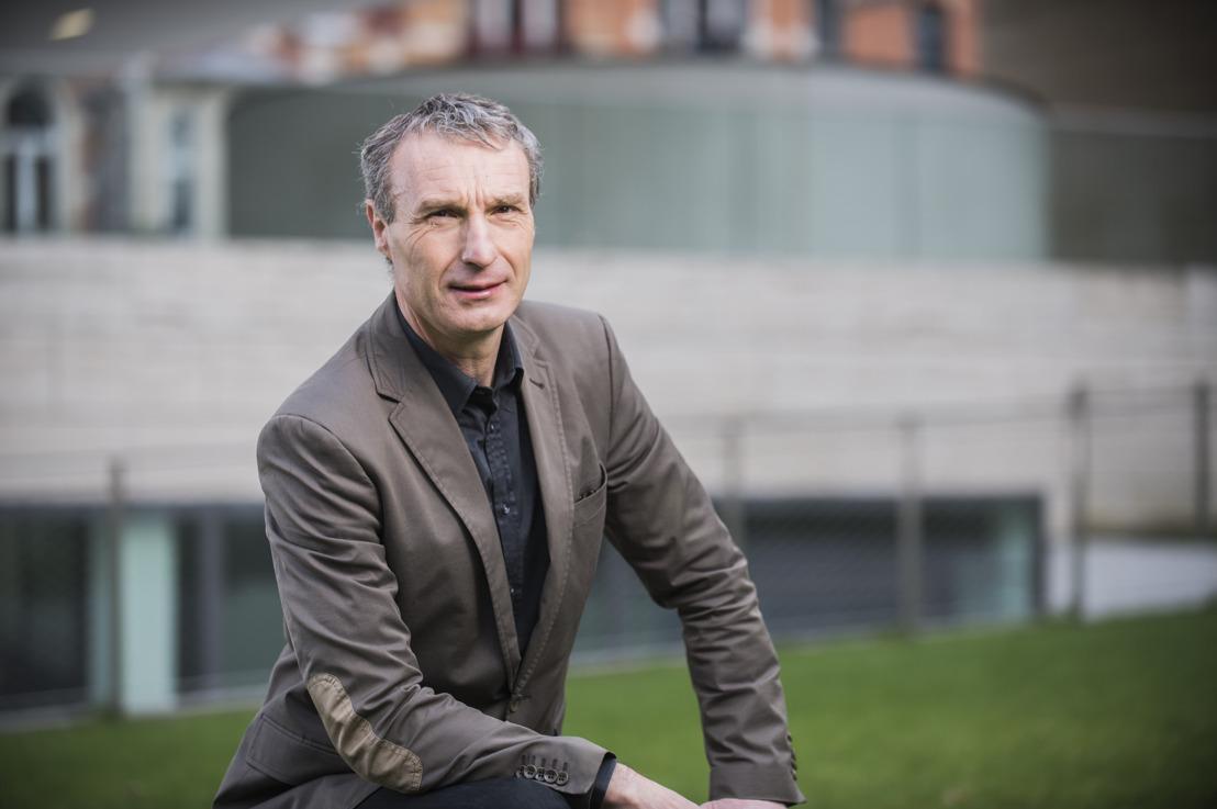 Luc Delrue, directeur van het M-Museum Leuven, wordt nieuwe Secretaris-Generaal van het Departement Cultuur, Jeugd, Sport en Media.