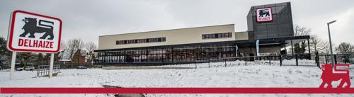 Winterprik heeft invloed op aankoopgedrag klanten Delhaize