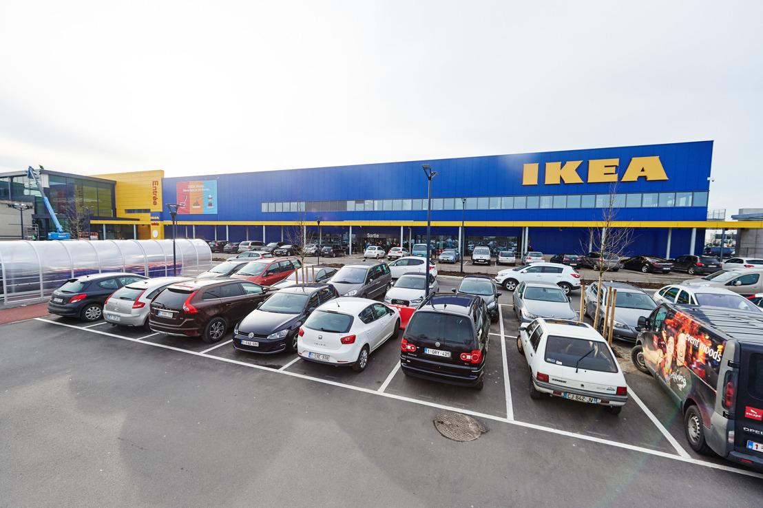 IKEA Mons ontvangt vandaag eerste klanten