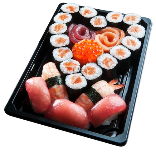 Des sushi à la Saint-Valentin? Une valeur sûre!