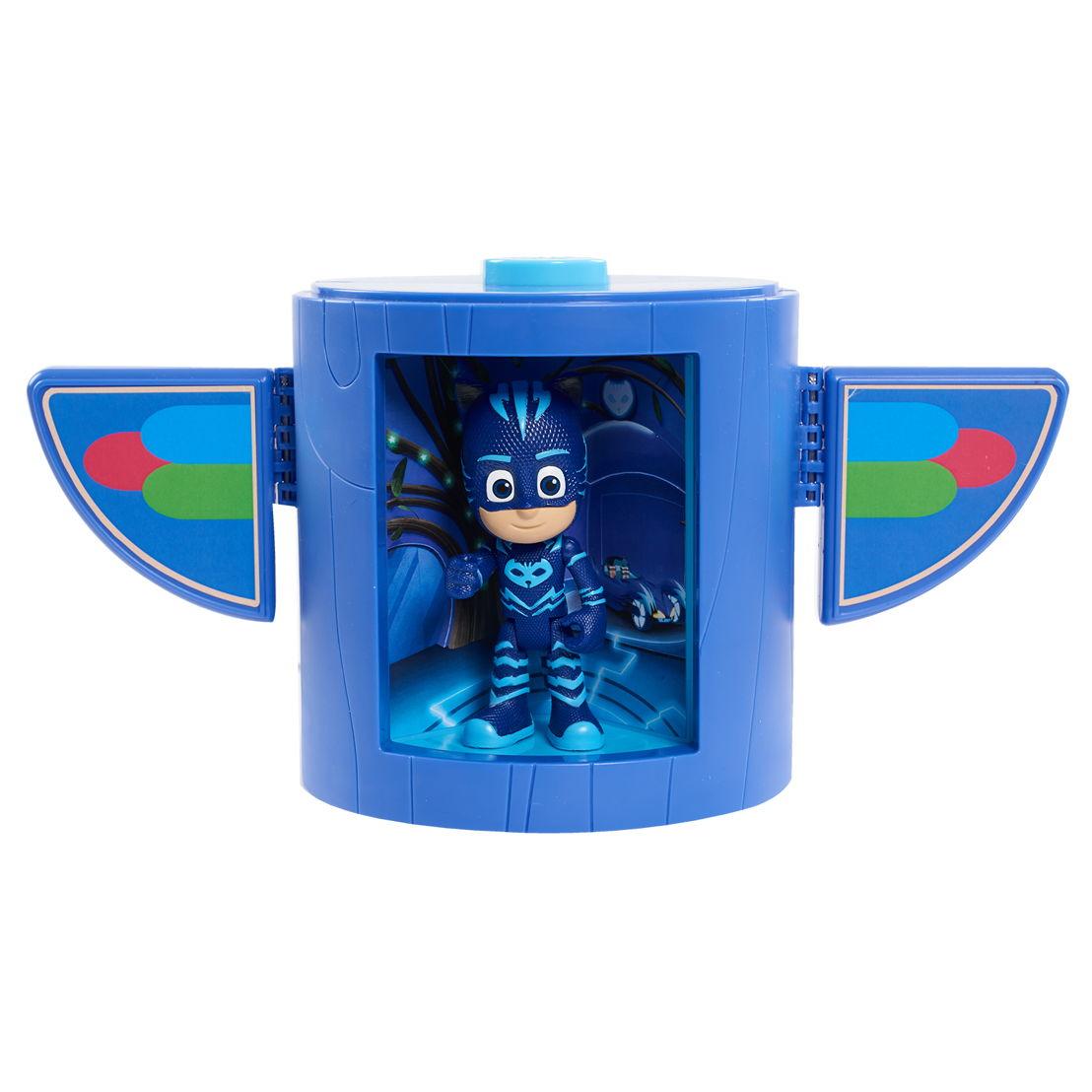 PJ Masks Set de Transformación con Figuras