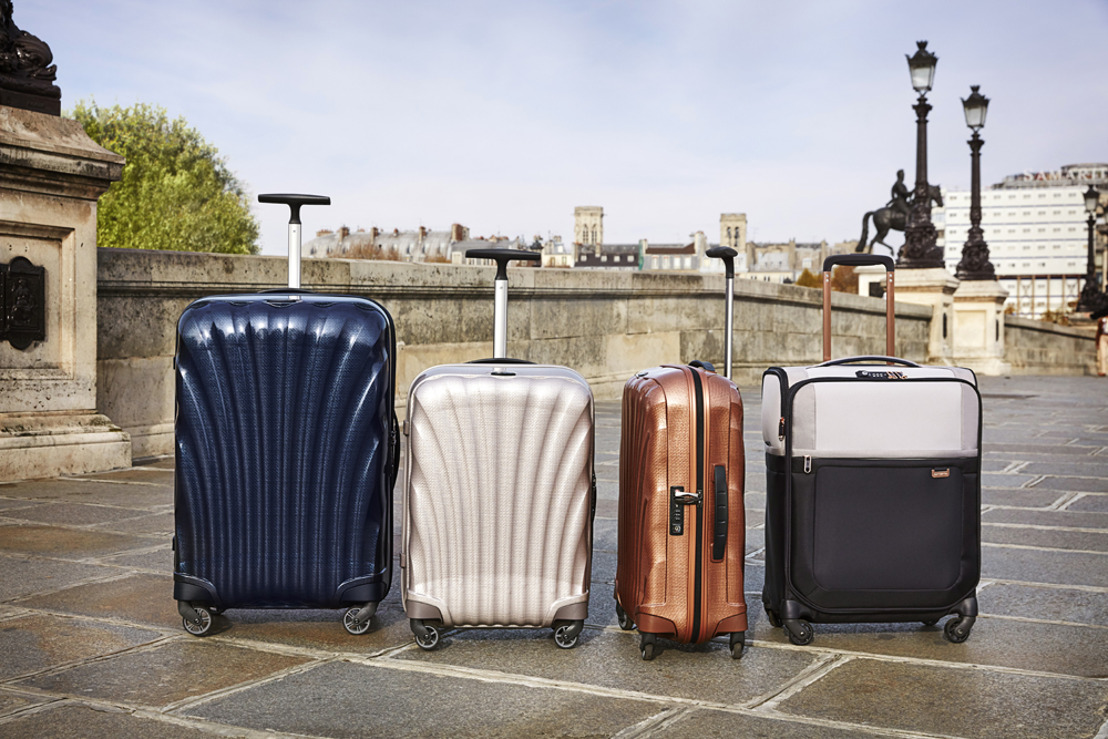 Samsonite is ready for take-off