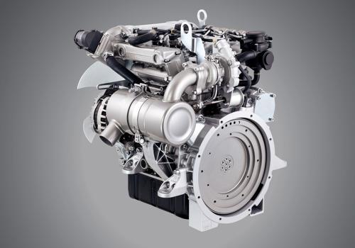 World premiere of the new Hatz three-cylinder diesel engines