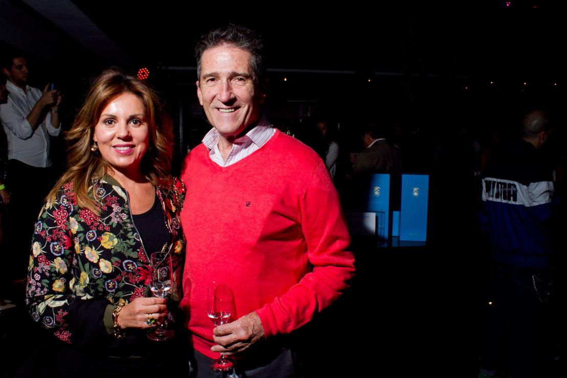 Manuel y Diana Núñez