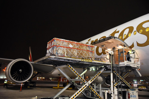 There and Back Again: Emirates SkyCargo transports a priceless historical artefact between Pakistan and Switzerland