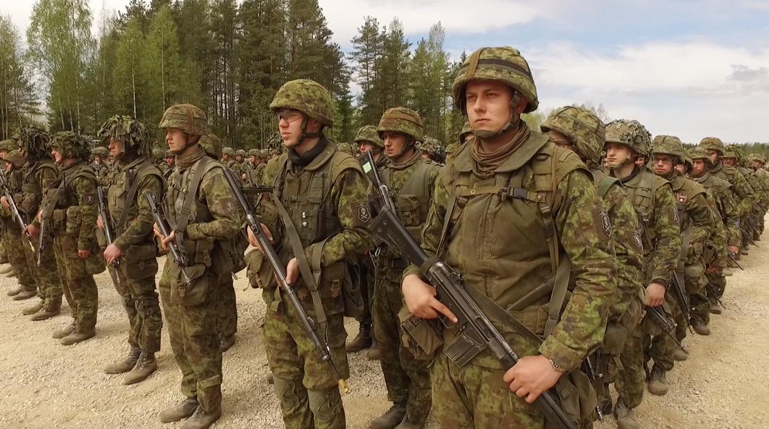 NATO war games, Estonia