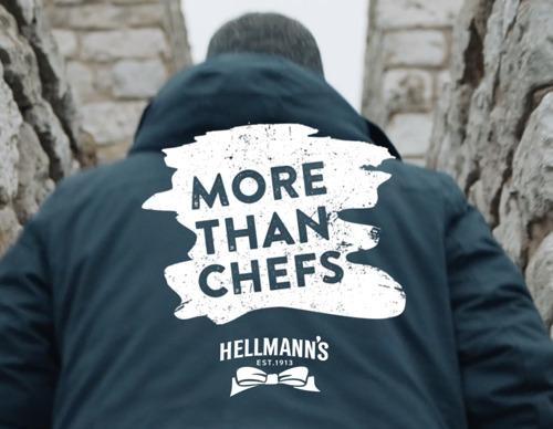 « More Than Chefs, More Than Mayo » : een nieuwe internationale campagne voor Hellmann's, gecreëerd door Ogilvy Social.Lab
