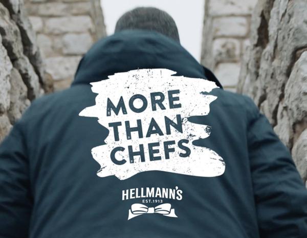 Preview: « More Than Chefs, More Than Mayo » : een nieuwe internationale campagne voor Hellmann's, gecreëerd door Ogilvy Social.Lab