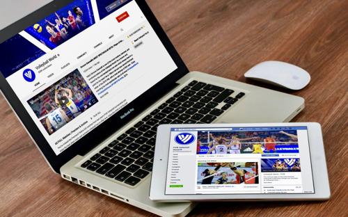 Internationale volleybalfederatie FIVB met Emakina aan de top in de #SportOnSocial 2020-ranglijst
