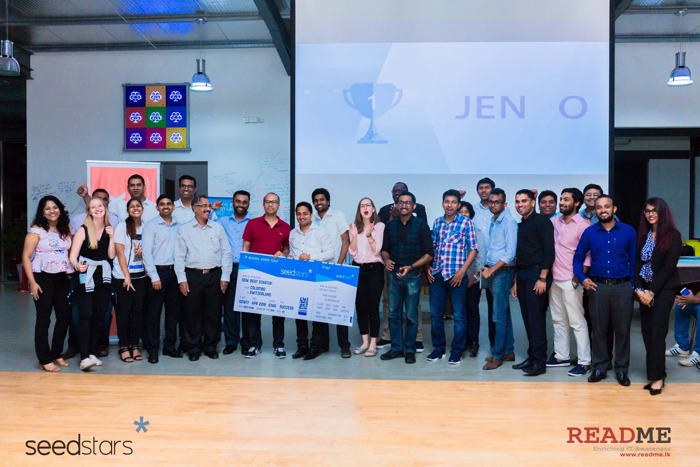 Jendo Named Sri Lanka's Most Promising Tech Startup at Seedstars Colombo