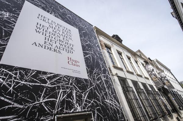 Preview: Het Letterenhuis, waar literatuur springlevend is.