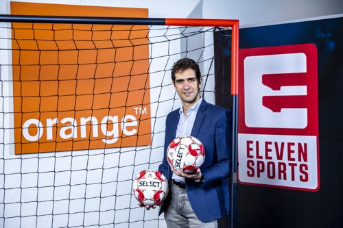 La Jupiler Pro League disponible pour les clients d'Orange, convergents et mobiles, pendant 5 ans