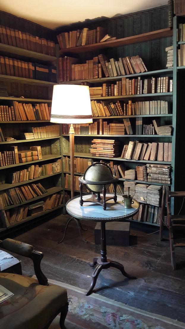 Bibliothèque Bouillon
