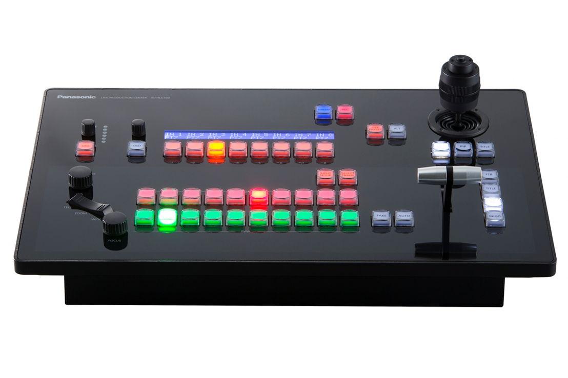 Centro de Producción en Vivo AV-HCL100