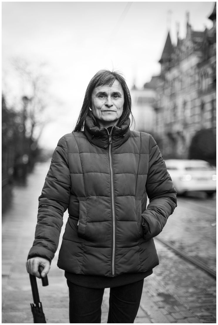 BARAK Festival 2016<br/>Faces of Antwerp - Kristien Hemmerechts<br/>© Jonathan Ramael