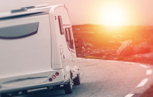 La vente de caravanes et de motorhomes a toujours le vent en poupe