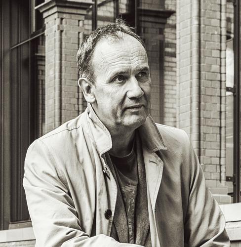 """Einladung zur Lesung: Volker Kutscher liest aus seinem neuesten Roman """"Marlow"""""""