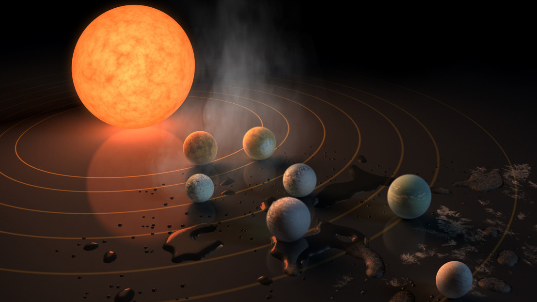 Far-away planet systems are shaped like the Solar System
