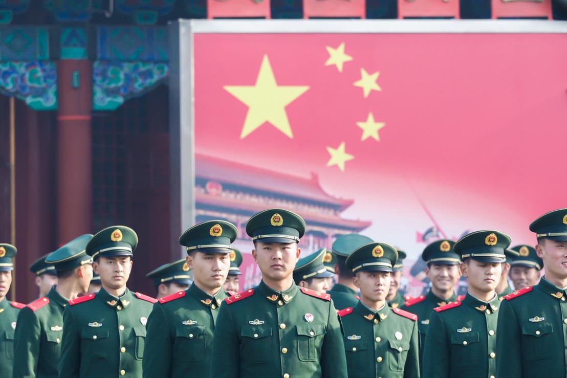 China sterkste stijger in ranking regionale grootmachten
