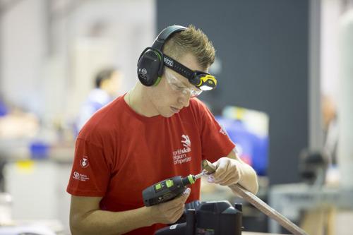 Construction : WorldSkills Belgium challenge les jeunes dans un secteur qui a 13.800 postes à pourvoir