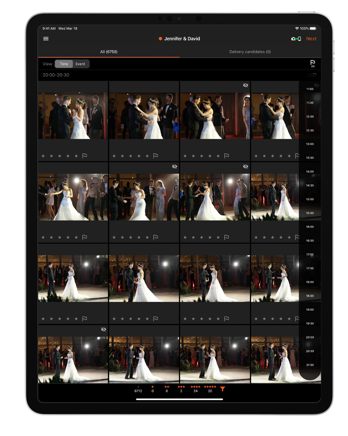 """Sony Announces """"Visual Story,"""" a New iOS App with Cloud Storage for Professional Wedding and Event Photographers"""