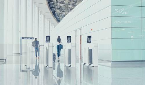 Digital airport fair brings new momentum