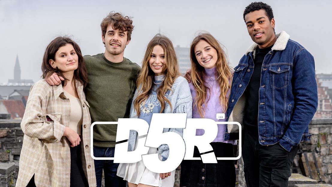 Nieuwste seizoen van Streamz Original 'D5R' binnenkort beschikbaar