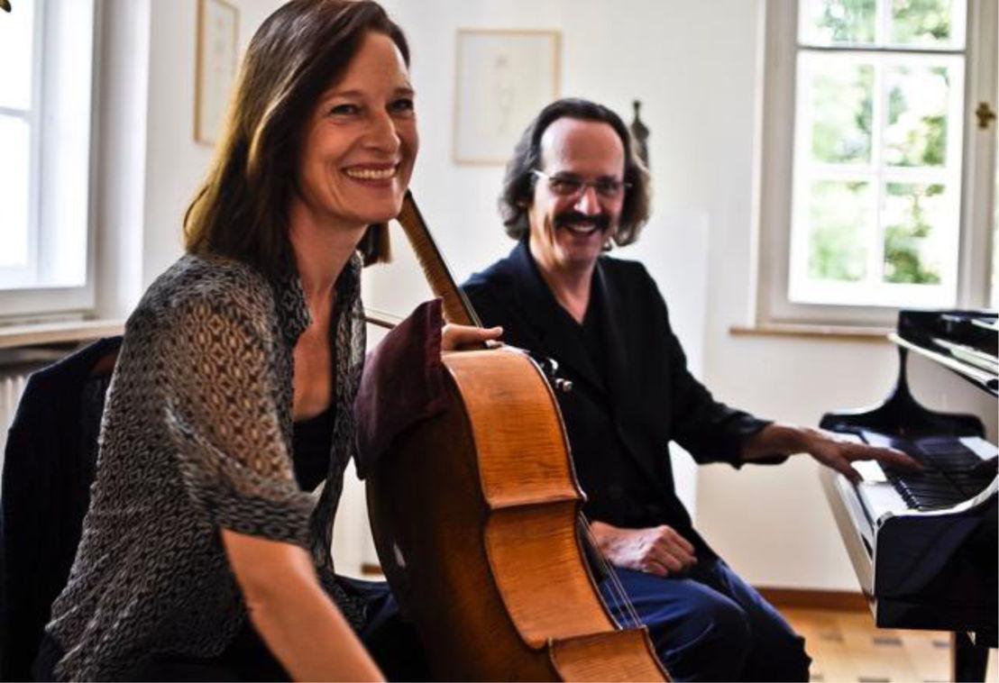 Anja Lechner en François Couturier