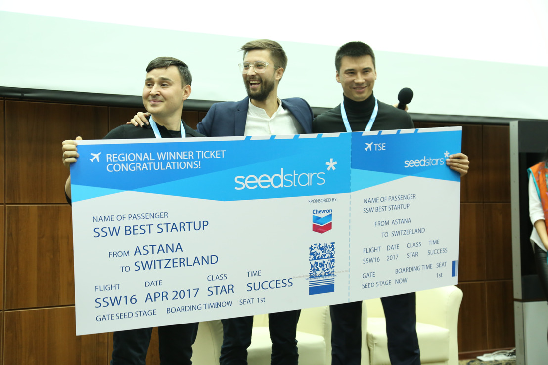 Seedstars World is coming back to Astana to find the most promising startup in Kazakstan