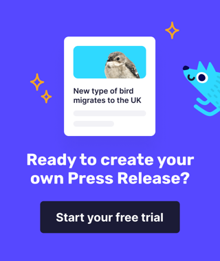 Create your own Press Release