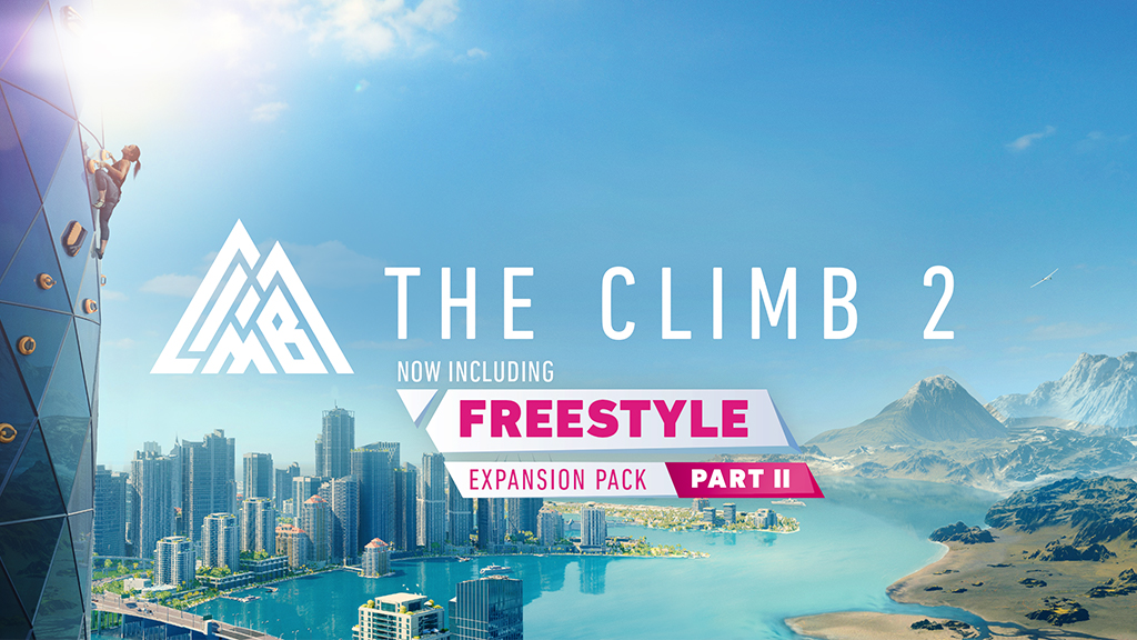 The Climb 2 Freestyle Expansion Pack Part 2 released today for free on Oculus Quest